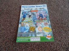 Newcastle Town Festival Of Football 1995
